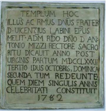 1782 plakka