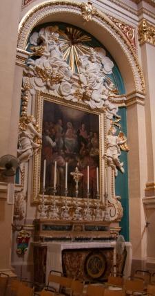 Altar Pentecoste