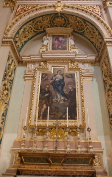 Altar_Conception of Our Lady