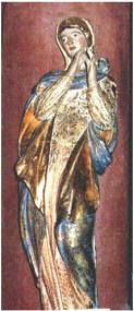 Santa Marija Statue pre 1840